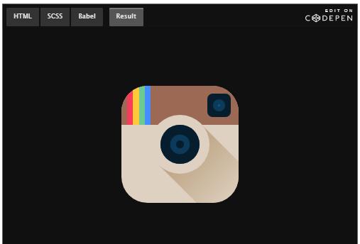 New Instagram Logo Vector