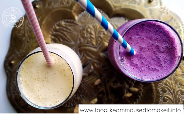 Easy Lassi Recipe