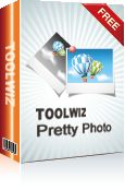 Toolwiz Pretty Photo : un éditeur d'images gratuit