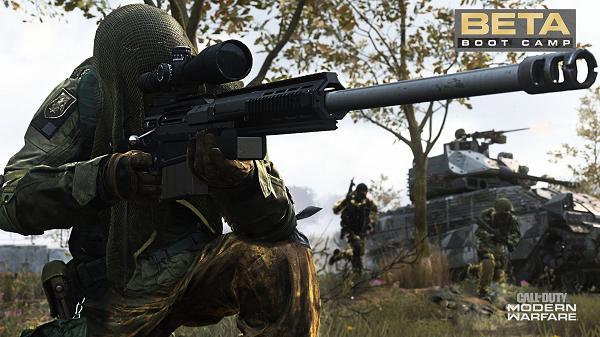 البيتا المفتوحة للعبة Call of Duty Modern Warfare متوفرة الآن على جهاز PS4 ، إليك طريقة تحميلها قبل الجميع !