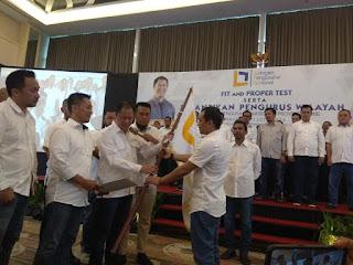 SAH, Hendrianto Gunawan Pimpin PW JAPNAS Jambi Periode 2019-2024.