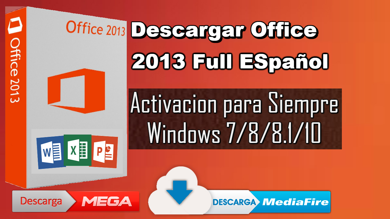 descargar office 2016 gratis para windows 7 64 bits mega