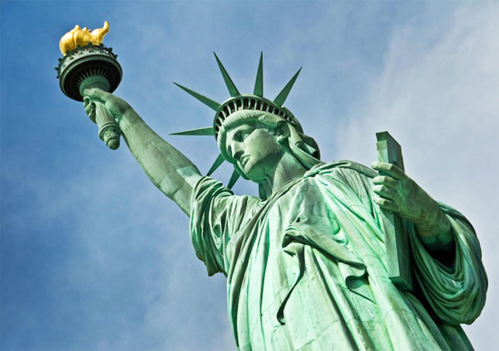 Tượng nữ thần Tự do còn mang những điều đặc biệt mà ít người biết đến