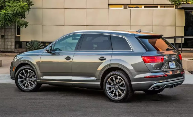 2017 Audi Q7 Reviews
