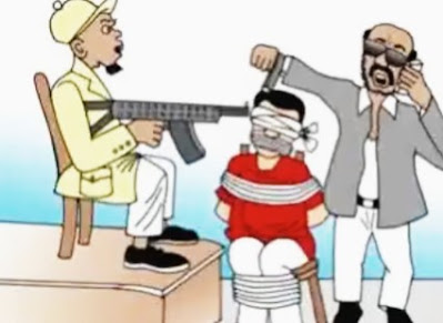 Two Men Arrested For Kidnapping Themselves In Ekiti
