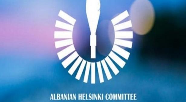 Albanian Committee of Helsinki logo