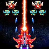 Strike Galaxy Attack: Alien Space Chicken Shooter Mod Apk