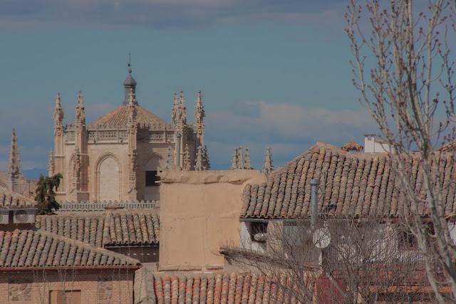 Monasterio de San Juan de los Reys, em Toledo na Espanha