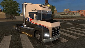 Scania STAX tested on 1.19