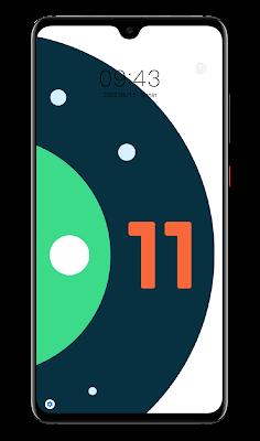 Lockscreen Style (Android 11)