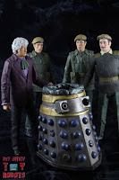 Doctor Who UNIT 1971 - The Claws of Axos Set 80