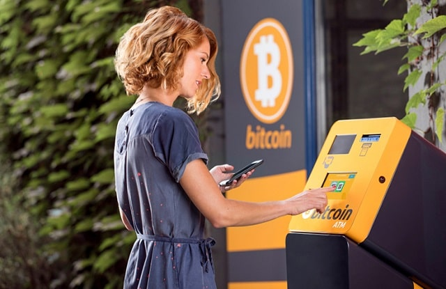 what is top bitcoin atm service best BTC automated teller machine