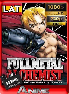 Fullmetal Alchemist (2003) latino HD [720P] [1080P] [GoogleDrive] [Blu-Ray] RijoHD