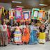 Com cortejo e muito samba de roda, CCMM comemora Dia do Folclore