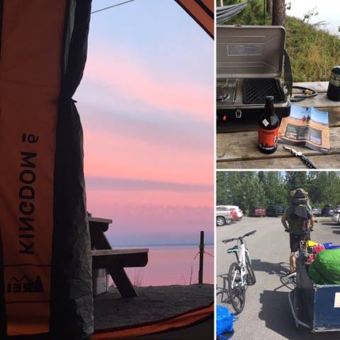 Vacances Lac-St-Jean camping