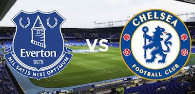 Prediksi Everton vs Chelsea - Liga Inggris 23 Desember 2017