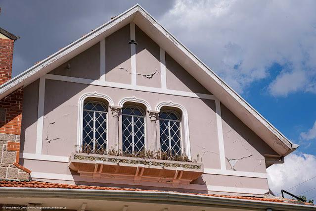 Casa na Rua Saldanha da Gama - detalhes