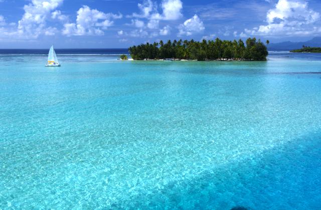 Tahaa, a ilha da baunilha na Ilhas de Tahiti