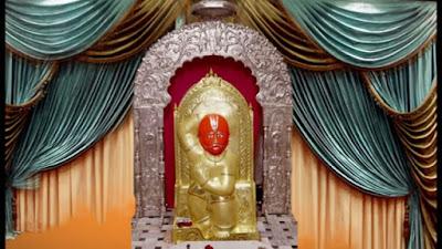 Bhid  Bhanjan Hanuman Statue Harni Road Vadodra