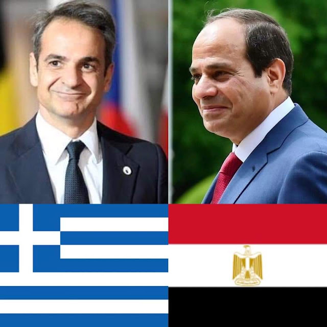 الرئيس السيسي يتوجه  مساء اليوم الي العاصمة اثينا لبدء زيارة رسمية إلى جمهورية اليونان.