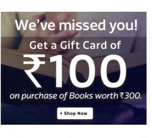 Flipkart discount coupon on books