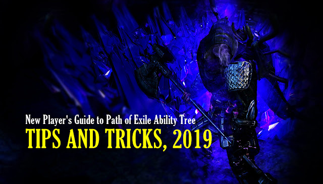 Path of Exile Passive Tree