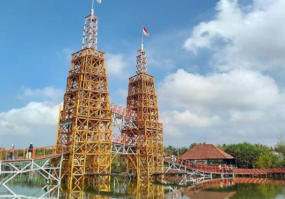 Hutan Mangrove Kulon Progo Yogyakarta