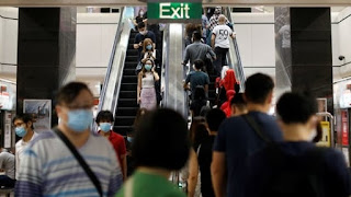 Singapore records slowest decade of growth since 1965