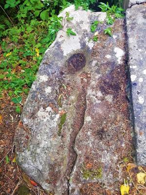 Saint Brigids Well and Bullaun, Morett, Laois