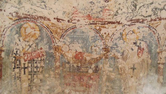 Το παλαιότερο μοναστήρι της Ηπείρου είναι της Μεταμόρφωσης του Σωτήρα στη Πλακωτή Θεσπρωτίας
