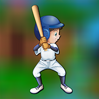 AvmGames - Avm Baseball Boy Escape