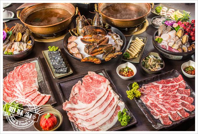 銅花精緻涮涮鍋-每年與摯愛必訪的約會餐廳