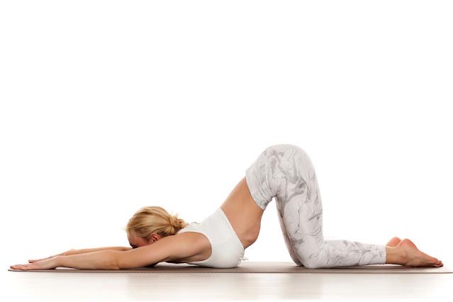 Đây là bài tập yoga Anahatasana