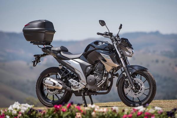 Yamaha aproxima-se de 20% de participação de mercado no Brasil