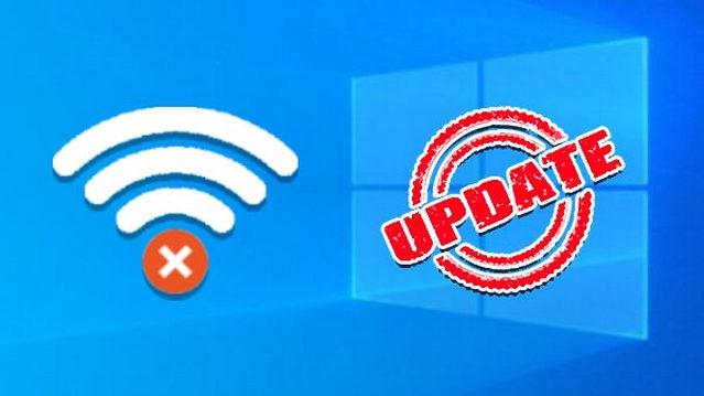 شرح كيفية تحديث ويندوز 10 من خلال جهاز اخر متصل بالشبكة او اوفلاين