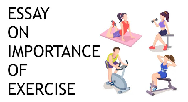 Essay on importance of exercise