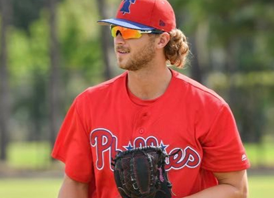 La Salle grad Connor Hinchliffe is now with the Phillies