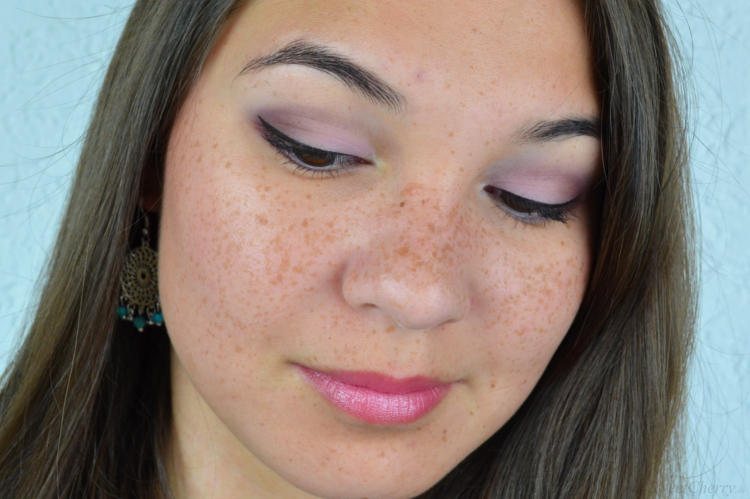Makeup to Make Up Factory MAT Eye Colors Plum Party