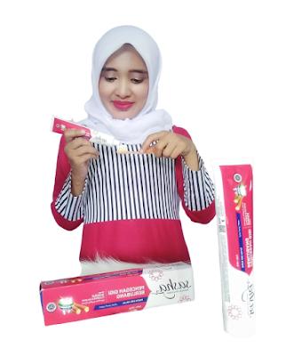review  pasta gigi sasha pencegah gigi berlubang