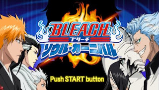 Game Bleach Soul Carnival PPSSPP/ISO Download