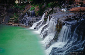 Jelajah Nusantara : Air terjun kereta atau curup kereta, destinasi wisata populer di way kanan