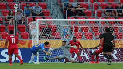Ucrania vs Panama 4-1 mundial Sub 20