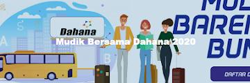 Cara Daftar Mudik Gratis 2020 dari PT Dahana
