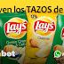 VUELVEN LOS TAZOS DE LAYS!