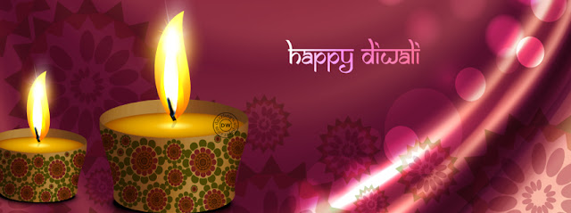 diwali special facebook cover photo