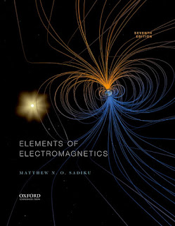 Electromagnetics 7th Edition by Matthew Sadiku
