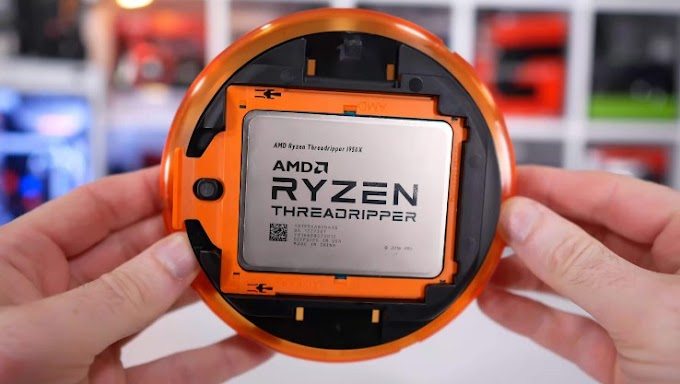 Cutting edge Threadripper reputed to land on November