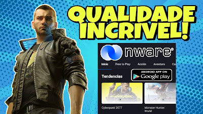Nware Android Gameplay