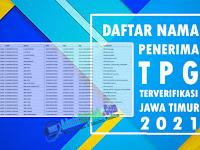 Daftar Penerima Tunjangan Profesi Guru Sudah Verifikasi Jawa Timur 2021