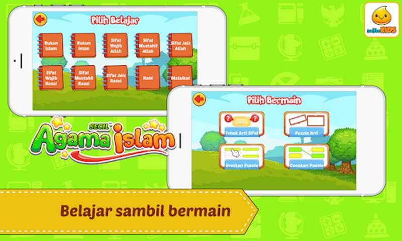 Aplikasi Belajar Agama Islam